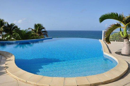 Hotel Amaudo: belle piscine et trés propre