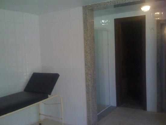 Coronado Beach Hotel: spa
