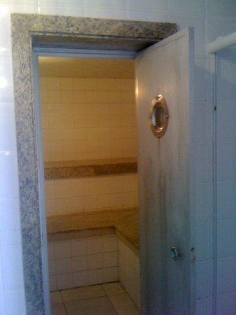 Coronado Beach Hotel: bagno turco