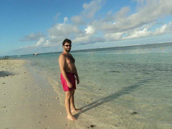 C Palmar Mauritius: al mare