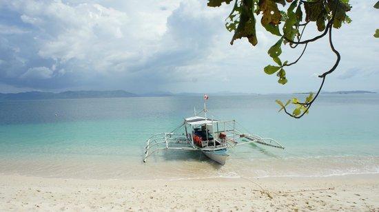 Coron Bay: Teardrop Island