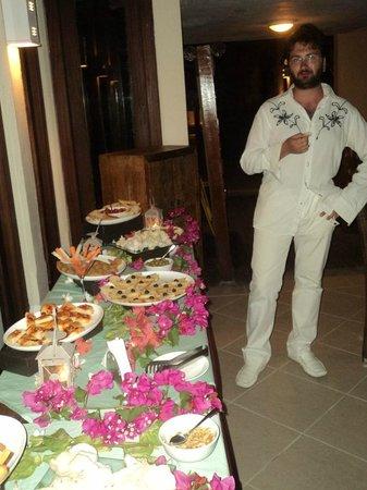 Veraclub Le Grande Sable: buffet