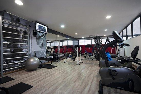 Radisson Hotel Maiorana Belem: Fitness