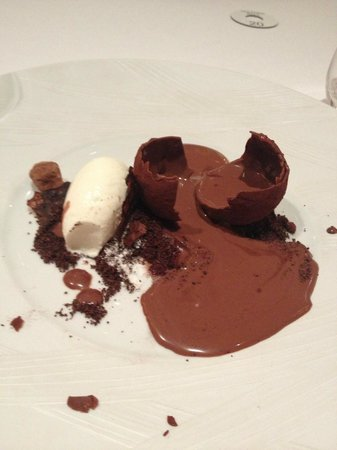 The Dorchester: Dessert