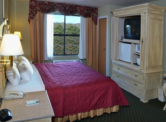 Sleep Inn Boone: Standard King Guest room
