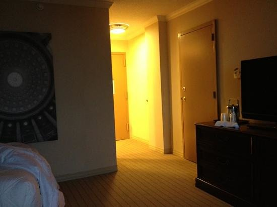 Sheraton Pentagon City Hotel: room