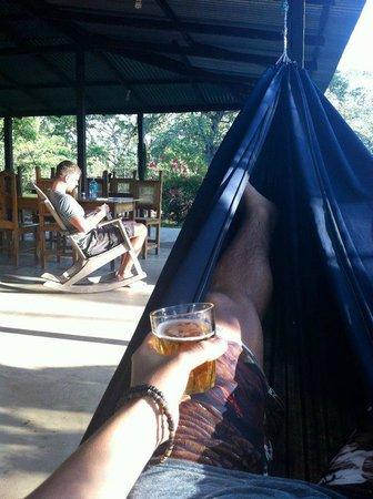 Hotel Monkey's Island: Relaxing