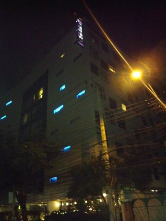 Citadines Sukhumvit 23 Bangkok: 外観