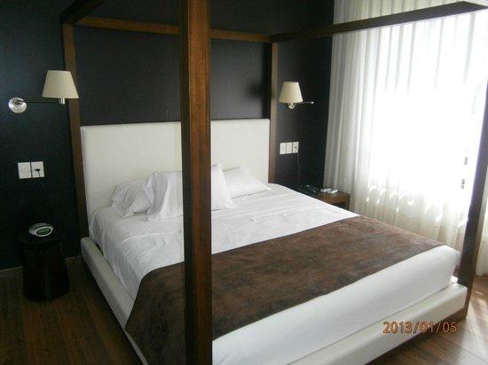 Regency Park Hotel + Spa: cama