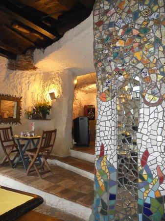 Grotta Dei Germogli: vari mosaici