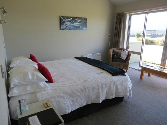 Dunluce Bed and Breakfast: Room