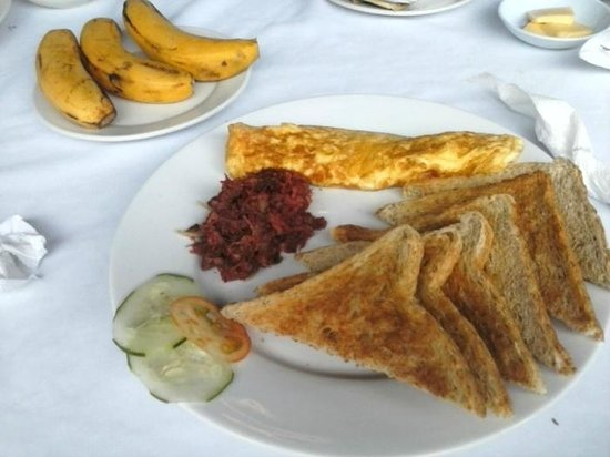 Park Hill Hotel Mactan: Breakfast