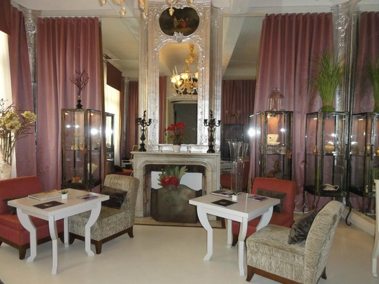 L'Hotel Particulier 28 a Aix: breakfast room