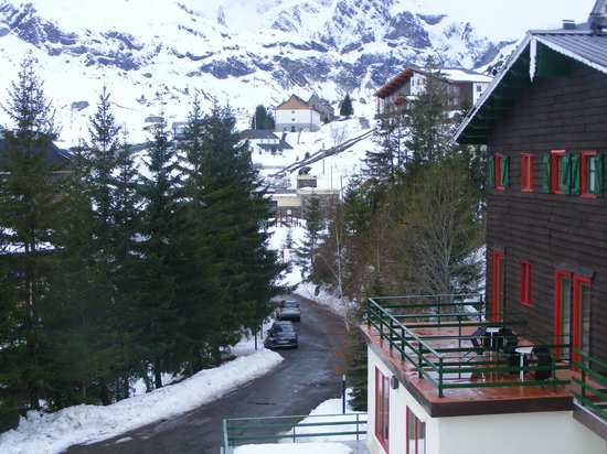 Hotel Candanchu : При въезде в Отель