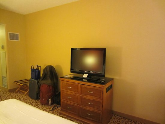 Anaheim Marriott: Room