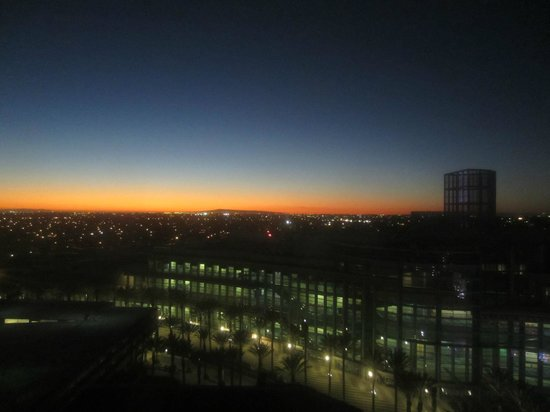 Marriott Anaheim: View from the room