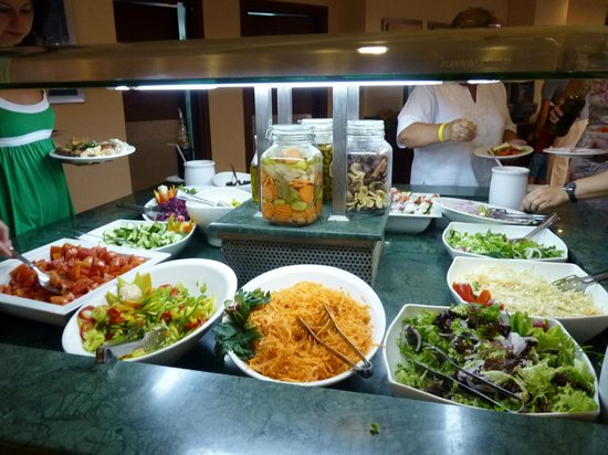 Stella Palace Resort & Spa: Endless wonderful food- too big a choice !