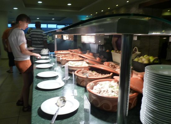 Stella Palace Resort & Spa: The food looked so good and tasted it too