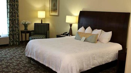 Hilton Garden Inn Warner Robins Room
