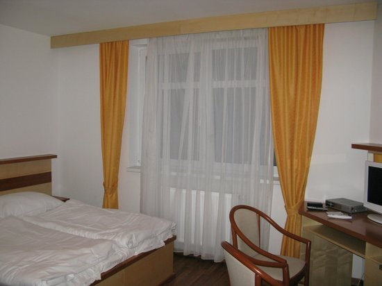 Aparthotel Na Belidle: номер