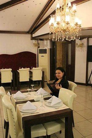 Hotel Ipek Palas: restaraunt