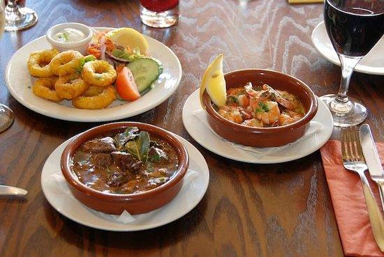 Salsa Restaurant: Our Tapas