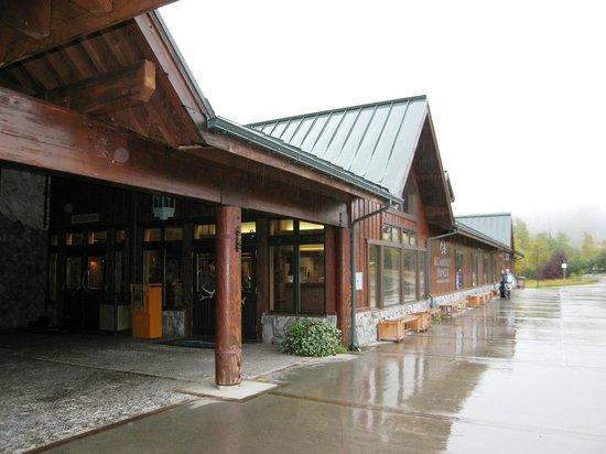 Mt. McKinley Princess Wilderness Lodge: Main lodge 