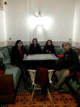 Riad Dar Cordoba: In attesa del thè alla menta