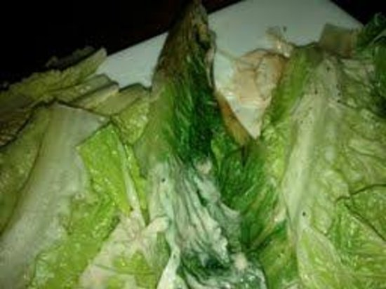 "Bridge Road Bistro : The dirty lettuce that were selling as ""blanched"" and ""grilled"", that was not in the salad des"