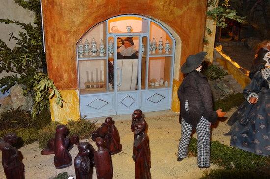 Village Provencal miniature : L'apothicaire