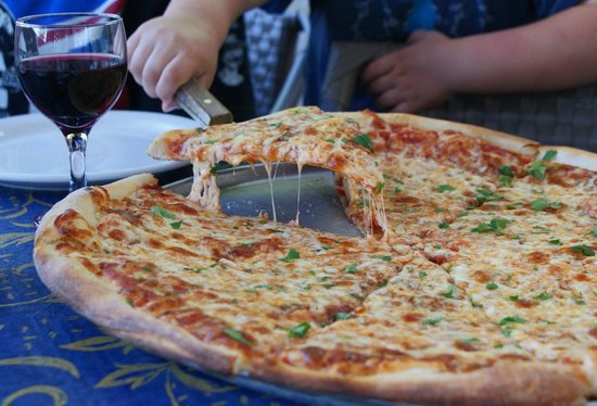 Tony's Pizza Palace: one of my favourite pizzas