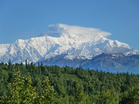 Mt. McKinley Princess Wilderness Lodge: Mount McKinley