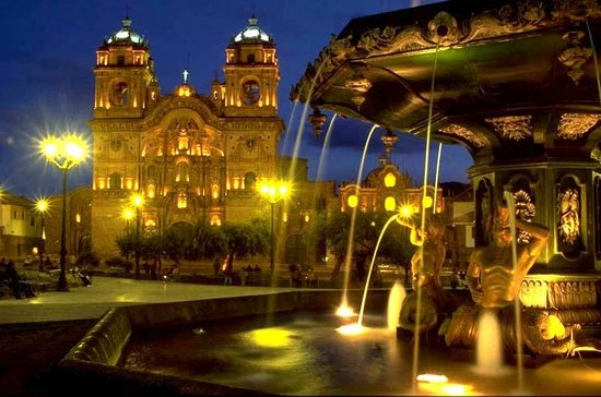 Cusco Suites: vista de suite 