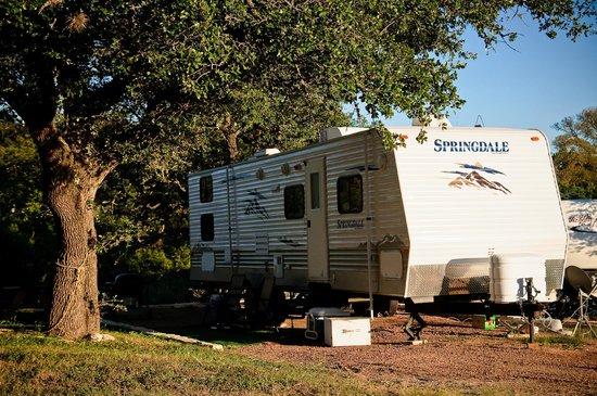 Sunset RV Resort: Spacious sites