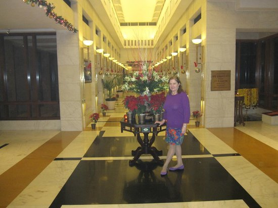 Jaypee Palace Hotel & Convention Centre Agra: Foyer