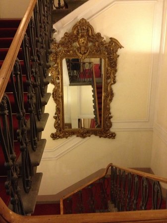 Hotel Cerretani Firenze - MGallery Collection: Belle escalier