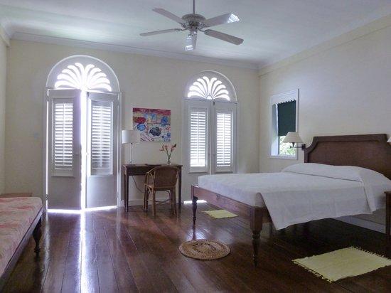 Beau Rive: Guestroom / main house