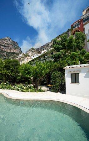 Hotel Palazzo Murat: Swimmin Pool
