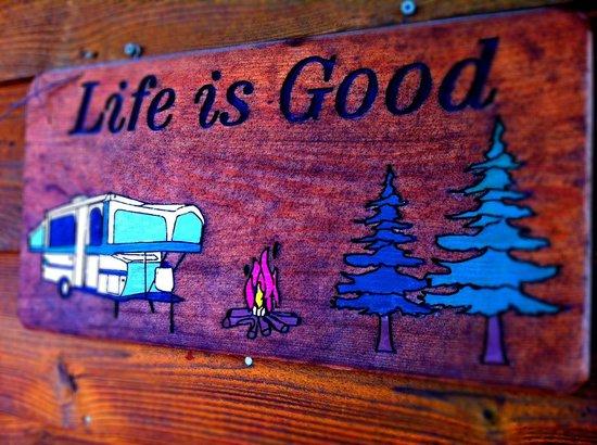 Sunset RV Resort: Life is Good!