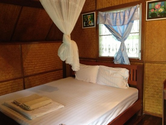 Ananda Villa: Inside the bungalow