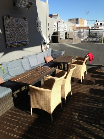 Casa Romana Hotel Boutique : Roof facilities