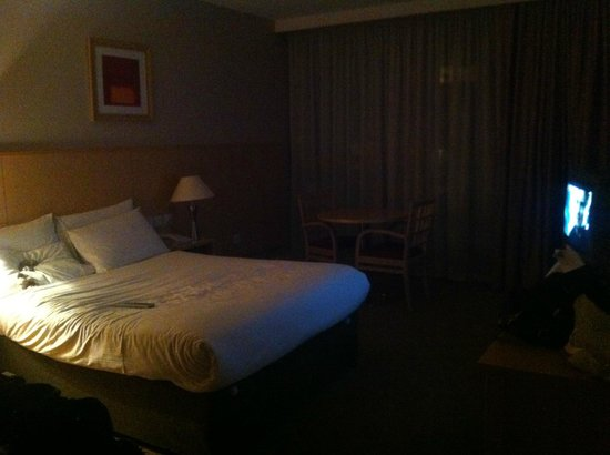 Travelodge Dublin Airport South Hotel: room 113