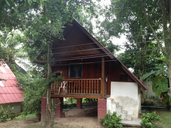 Ananda Villa: Garden-view Bungalow