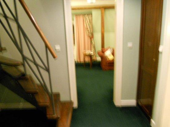 Hotel Liberty: entrance