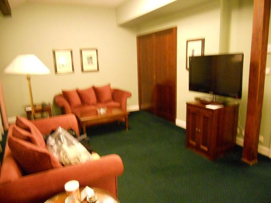 Hotel Liberty: sala