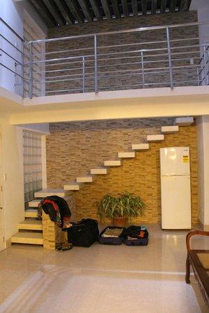 Galerie im Schlafzimmer - Bild von Bella Perla Marina, Cienfuegos ...