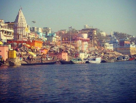 Friends Guest House : Varanasi City