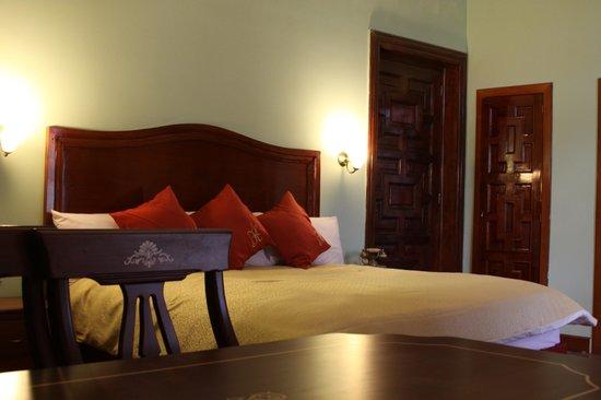 Hotel La Circasiana: habitacion presidencial