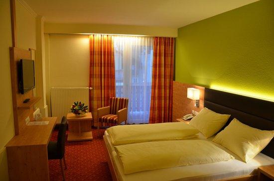 Hotel Rossl: Hotelzimmer