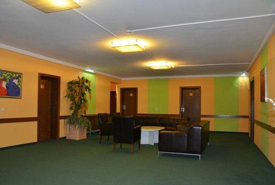 Hotel Rossl: Foyer
